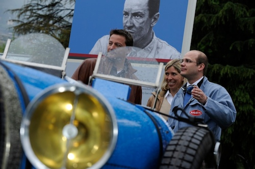 Bugatti Celebrates 100 Years