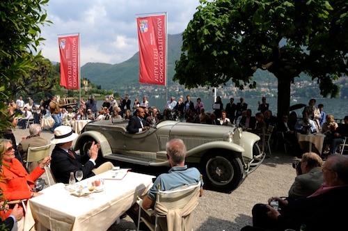 TrofeoFIVA - To the Best Preserved Car1931 Alfa Romeo 6C 1750 GTC Cabriolet Castagna, Gabriele Artom, Italy