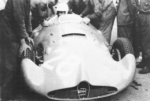 Bugatti type 251 (by delfi_r)