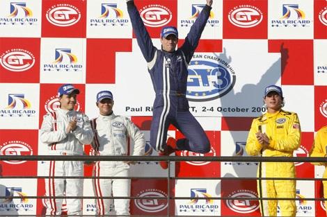 2009 - FIAGT3 - Mutsch - Paul Ricard - DPPI