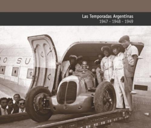Las Temporadas Argentinas 1947-1949