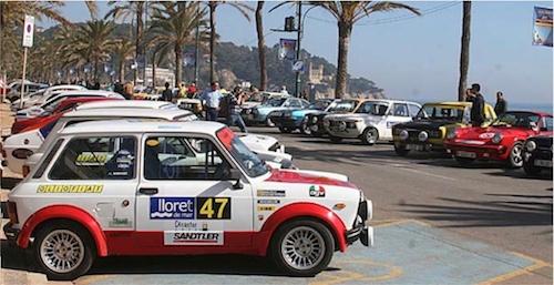 VII Rally Costa Brava Historico