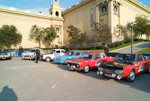 VII Rally Costa Brava Histo orico