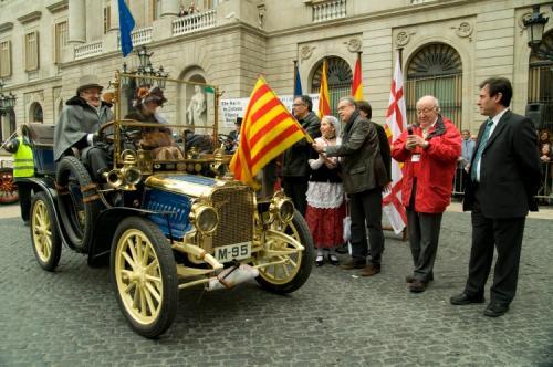 Rallye Barcelona-Sitges 2010