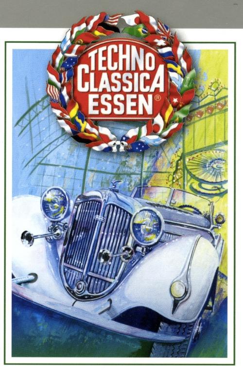 Tehcno Classica Essen 2010