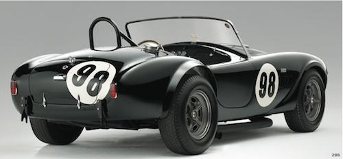 Grand Prix Historique: Tercera posición de Folch en Mónaco Cobra