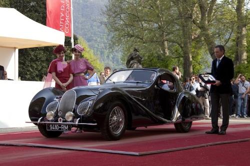 Talbot-Lago T150 C SS Figoni & Falaschi