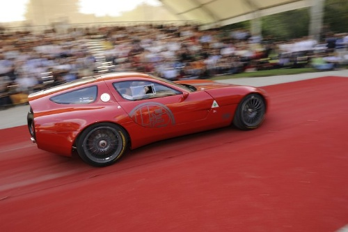Alfa Romeo TZ3 Corsa por Zagato