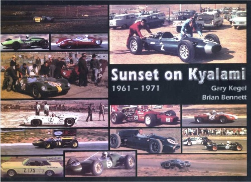 Sunset on Kyalami