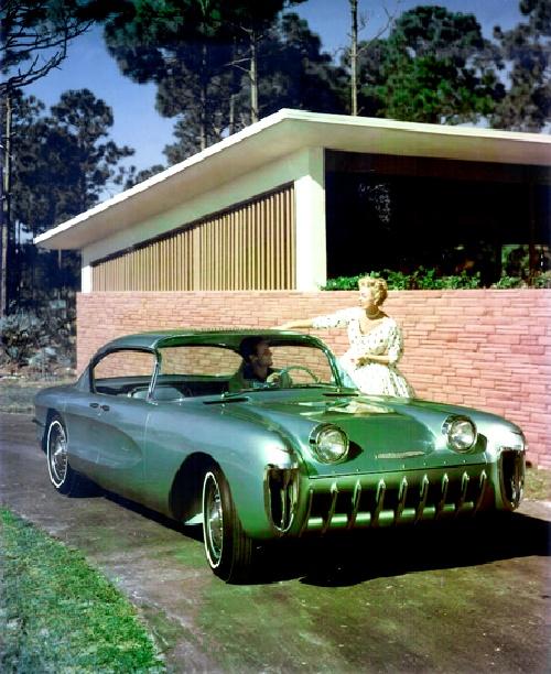 Chevrolet Biscayne 1955