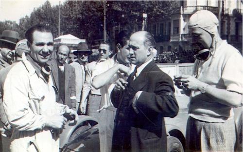 Enrique Rintoré 1949, Perpignan