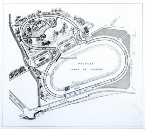 circuito marselles del Parc Borely