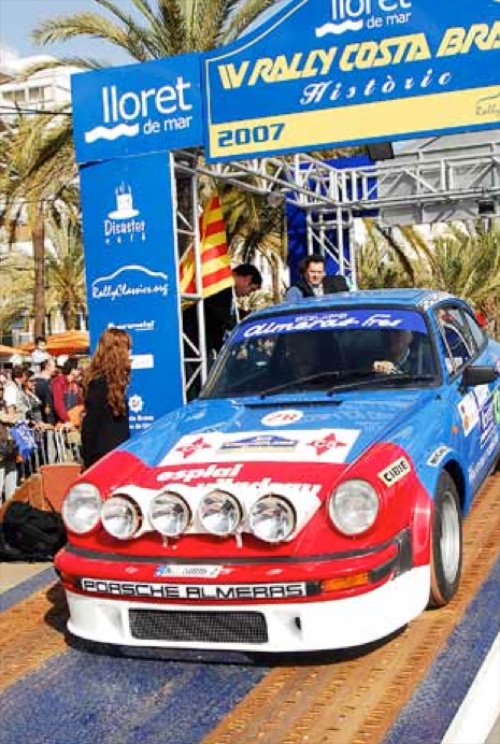 Rally Costa Brava-Lloret de Mar