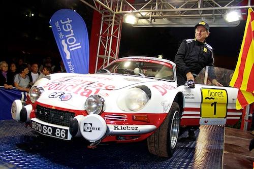 58 Rally Costa Brava-Lloret de Mar Jean Ragnotti