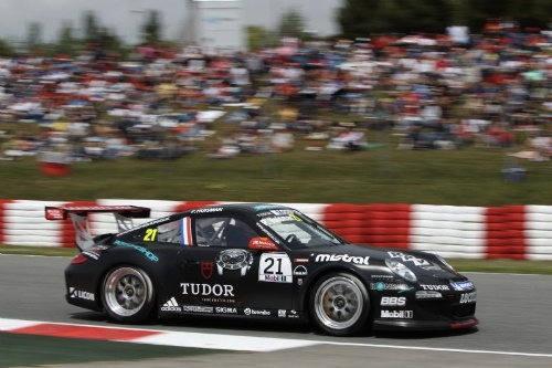Porsche Supercup Montmelo 2010