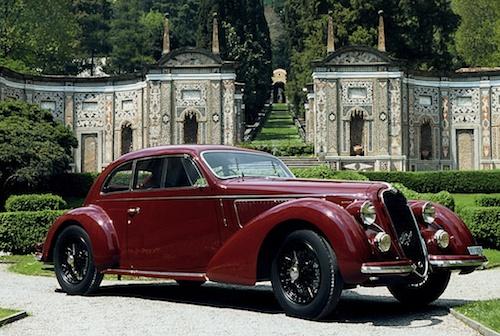 Alfa Romeo 6C2300 MilleMiglia (1938-1939)