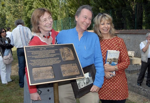 Miranda Seymour, Warner y Fiona Dailey