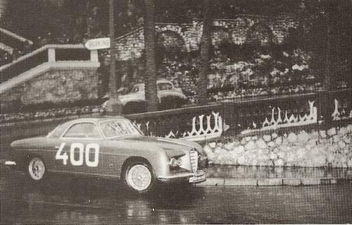 Alfa Romeo 1900 Sprint Speciale Ghia Supergioiello