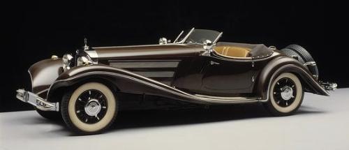 ercedes-Benz 500 K Luxusroadster