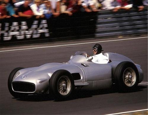 Juan Manuel Fangio W196