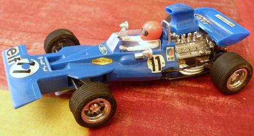 Scalextric GP51: Tyrrell EXIN