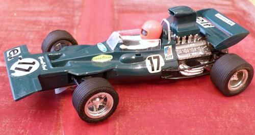 Scalextric GP51 Tyrrell EXIN