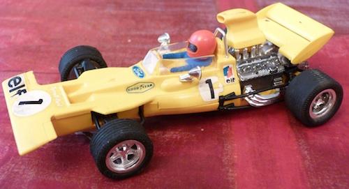 Scalextric Tyrrell Exin