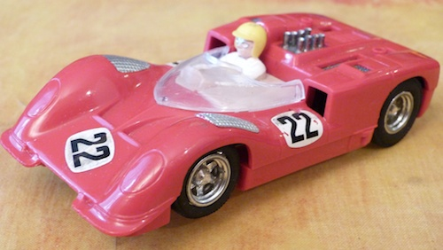 Scalextric Chaparral Exin