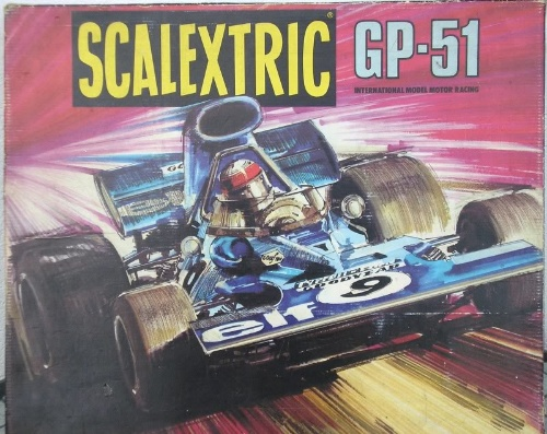 Scalextric GP51