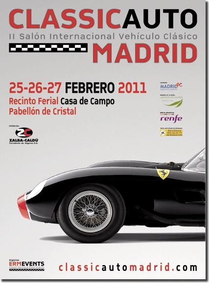 ClassicAuto Madrid 2011