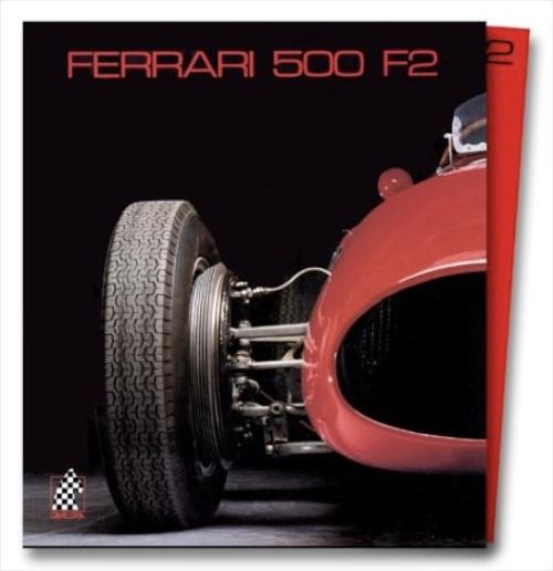 Ferrari 500 F2. Doug Nye