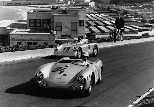 Porsche 500 Rs Spyder