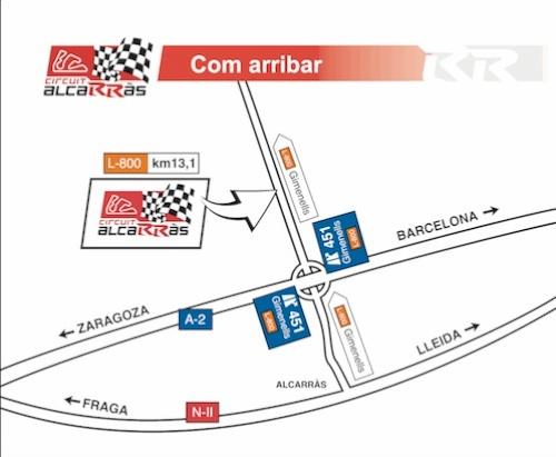 Circuit d'Alcarras