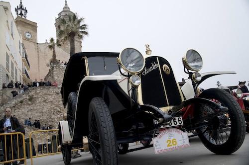 Rally Barcelona Sitges 2010