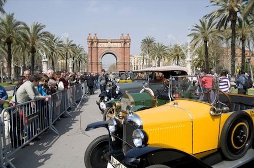 Rallye Barcelona-Sitges