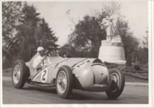 Grand Prix de Pau en 1938