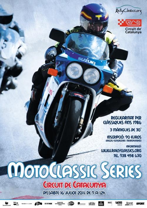 MotoClassic Series