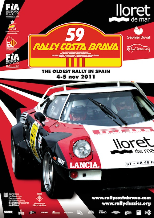 59 Rally Costa Brava