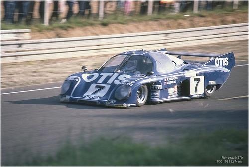 Le Mans 1981 Rondeau M379 (by jccphotos)